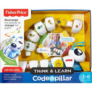 Fisher Price - Code-a-pillar