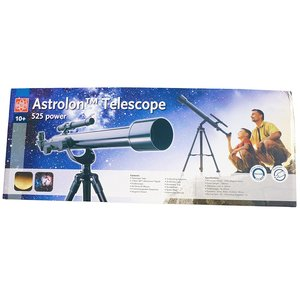 Edutoys IP96167 Telescopio Astrolon 525