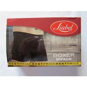 BOXER UOMO LIABEL  IN MICROFIBRA  4 PZ ART 4002