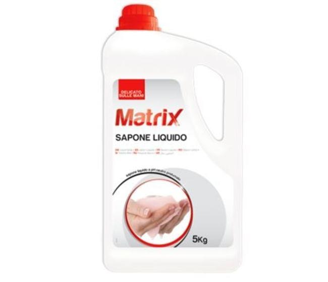 Sapone liquido per mani 5kg confezione da 2