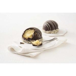 Cupolina al cioccolato e rhum