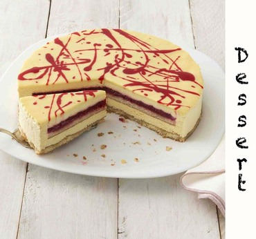 Dessert ecommerce