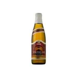 BIRRA CERES STRONG ALE - confezione 24 bottiglie da 33cl