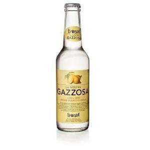 GAZZOSA LURISIA - confezione 24 bottiglie da 27,50cl