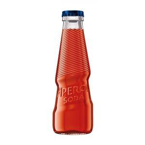 APEROL SODA confezione 54 bottiglie da 12,5cl