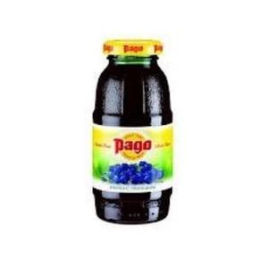 SUCCHI DI FRUTTA PAGO MIRTILLO  - confezione xx bottiglie da xx cl