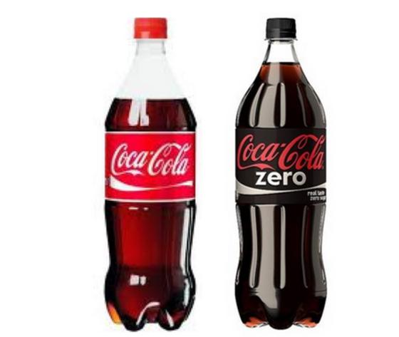 COCA COLA IN PET - confezione 6 bottiglie da 150cl