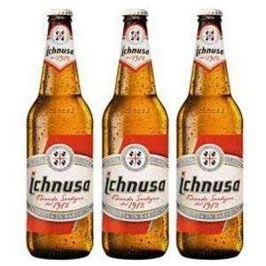 BIRRA ICHNUSA - confezione 24 bottiglie da 33cl -66 cl - Non filtrata