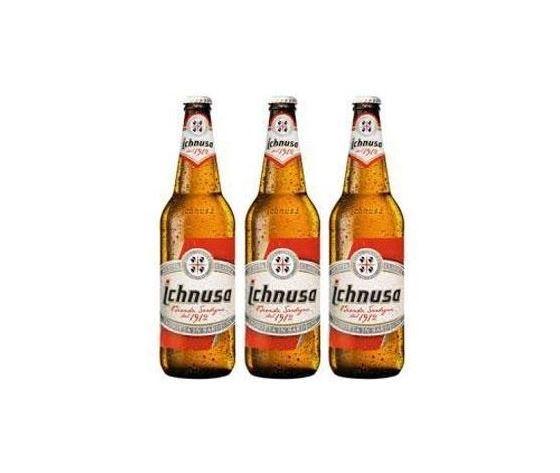 BIRRA ICHNUSA - confezione 24 bottiglie da 33cl