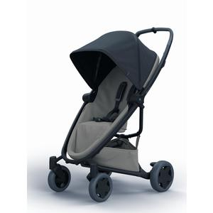 PASSEGGINO QUINNY ZAPP FLEX PLUS BLACK ON SAND