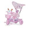 Triciclo bruco rosa