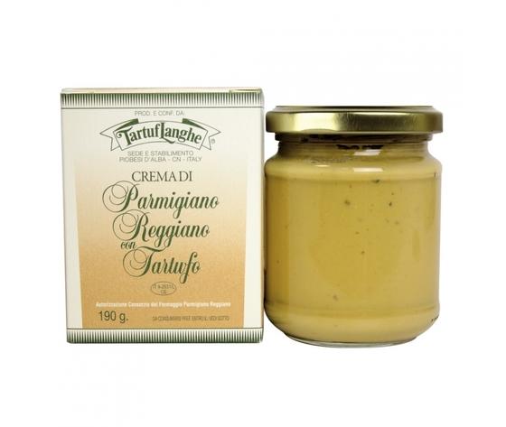 Crema di parmigiano reggiano con tartufo
