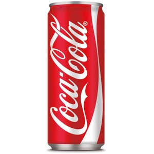 Coca-cola lattina
