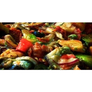 Macedonia di verdura al forno