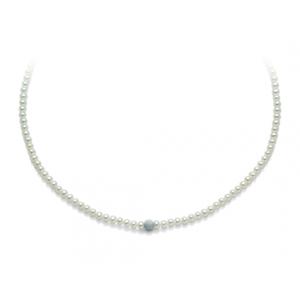 Gioielli donna Miluna collana perle