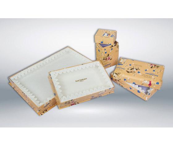 Scatole da pasticceria modello lusso – Sant'Ambroeus