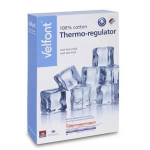 Copriguanciale termoregolatore 100% cotone