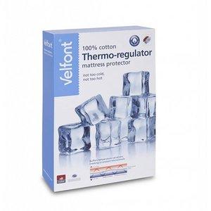 Coprimaterasso termoregolatore 100% cotone