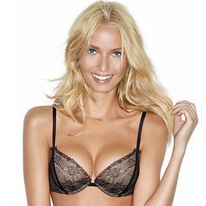 WONDERBRA GEL BRA LACE REGGISENO