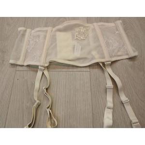 sexy belt wonderbra reggicalze avorio