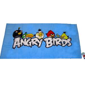 TELO MARE ANGRY BIRDS ESTATE ASCIUGAMANO TELO 70x140 cm