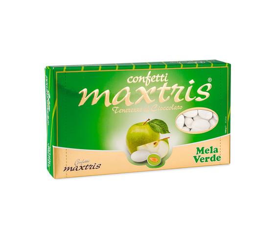 CONFETTI MAXTRIS GUSTO MELA VERDE CONFEZIONE DA 1 KG