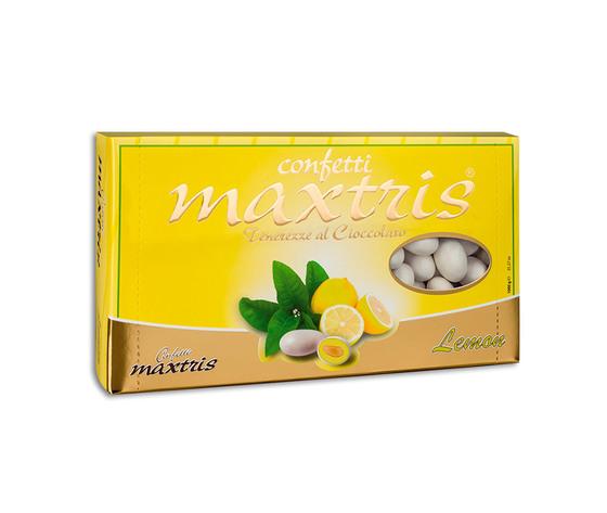 CONFETTI MAXTRIS GUSTO LEMON CONFEZIONE DA 1 KG