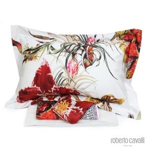 completo letto flora Roberto Cavalli