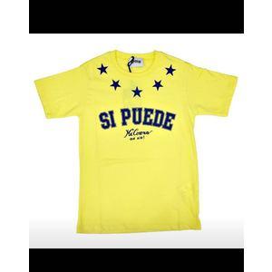 SE PUEDE  shirt gialla