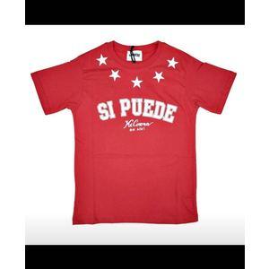 SE PUEDE  shirt rossa