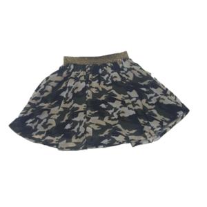 Short camufflange verde/oro Relish