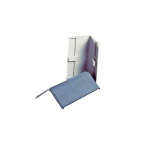 COPRIANGOLARI IN PVC (scatole da 250pz.)