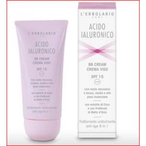 L'Erbolario Acido Ialuronico BB cream crema viso spf 15