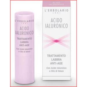 L'Erbolario Acido Ialuronico trattamento labbra anti-age burrocacao