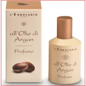 L'Erbolario Olio di Argan profumo