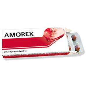 Amorex 20 cpr