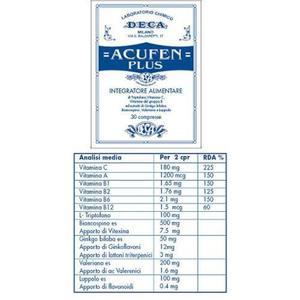 Acufen Plus 30cpr
