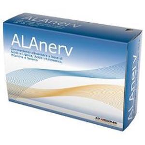 Alanerv 920 mg 20 cps