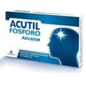 Acutil Fosforo Advance 50 cpr