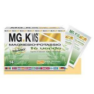 MgK Vis Magnesio e Potassio tè verde 14 buste