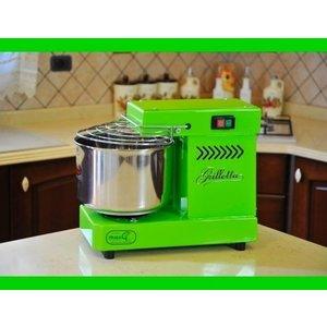 Impastatrice a spirale 5 kg elettrica - Famag Grilletta IM 5 Color - Verde