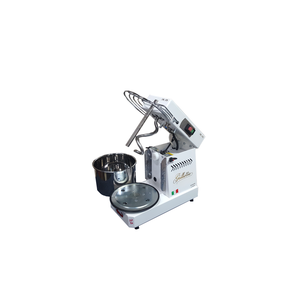 Impastatrice a spirale Famag Grilletta IM 5-S monofase con testa ribaltabile - 5 KG