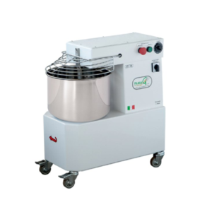 Impastatrice  IM 18 - 400 trifase, a spirale Famag 18 KG professionale vasca inox
