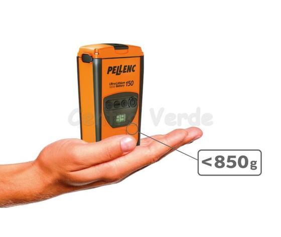 Batteria pellenc ulib 150 peso 000
