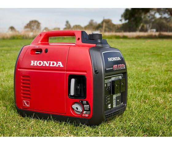 Honda eu22i   garden