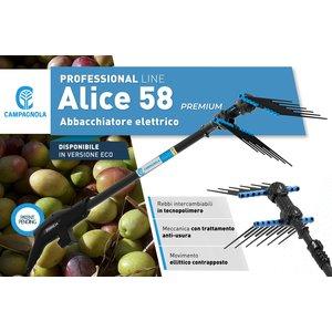 Scuotitore Elettrico Alice Premium 58  Campagnola