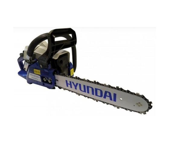 Motosega a scoppio hyundai ld 852 con barra da 45 cm