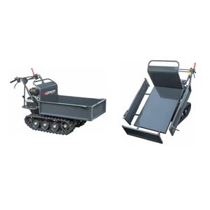 Minitrasporter a Cingolato Wortex SFL 300