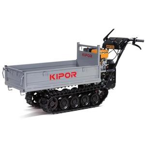 Trasporter kipor KFGC 500 Kg HS Ribaltamento idraulico