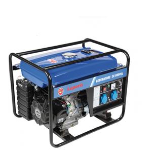 Generatori di corrente EC 6500 A (avv. a strappo ) Leporis